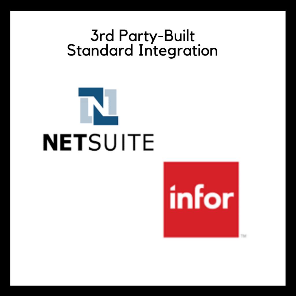 3rd Party Built Standard Integration