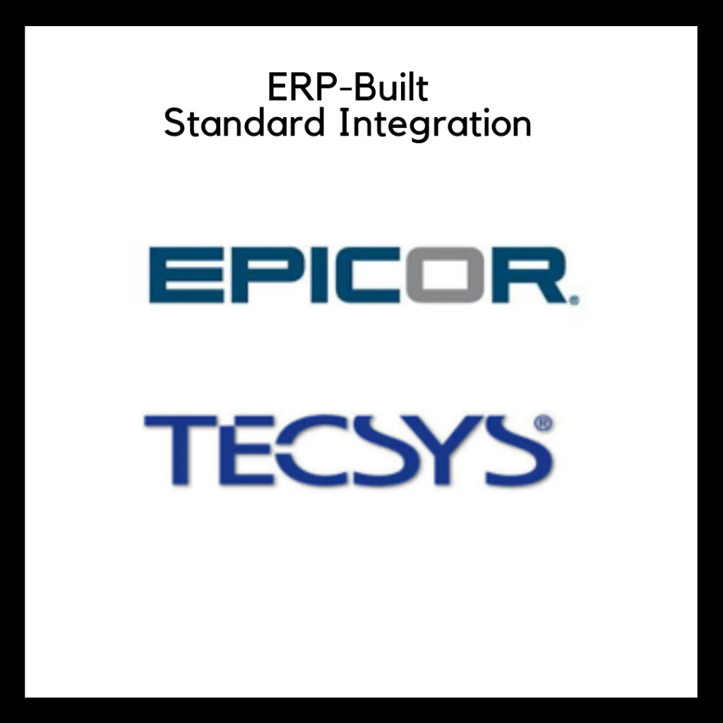 ERP Standard Integration