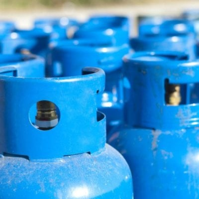 Gas Cylinder Tracking