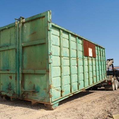 Roll-Off Container Tracking